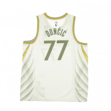 CANOTTA BASKET NBA SWINGMAN JERSEY CITY EDITION 2020 NO 77 LUKA DONCIC DALMAV