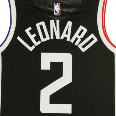 CANOTTA BASKET NBA SWINGMAN JERSEY CITY EDITION NO 2 KAWHI LEONARD LOSCLI