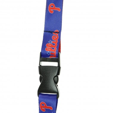 PORTACHIAVI LACCETTO MLB LANYARD WITH BUCKLE PHIPHI