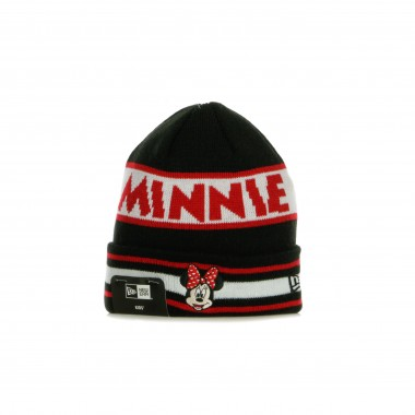 CAPPELLO NE KIDS CHARACTER KNIT MINNIE MOUSE