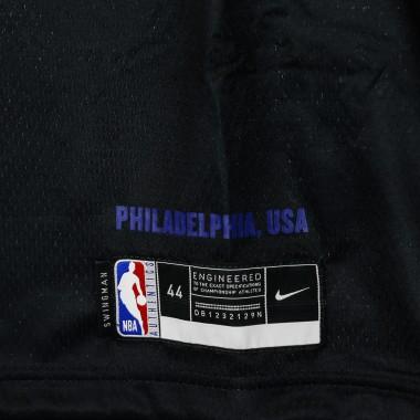 CANOTTA BASKET NBA SWINGMAN JERSEY CITY EDITION 2020 NO 25 BEN SIMMONS PHI76E