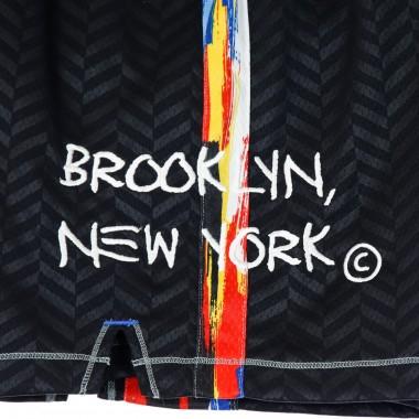PANTALONCINO BASKET NBA SWINGMAN SHORT CITY EDITION 2020 BRONET