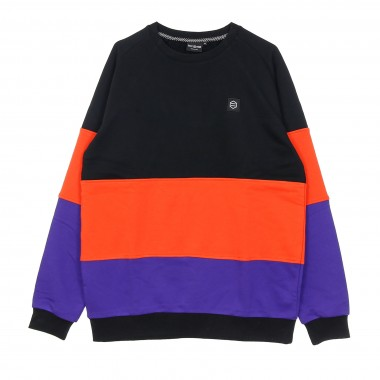 FELPA LEGGERA GIROCOLLO LEVEL CREWNECK