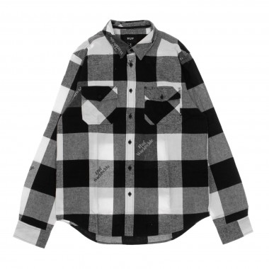 CAMICIA MANICA LUNGA HEIGHTS L/S FLANNEL