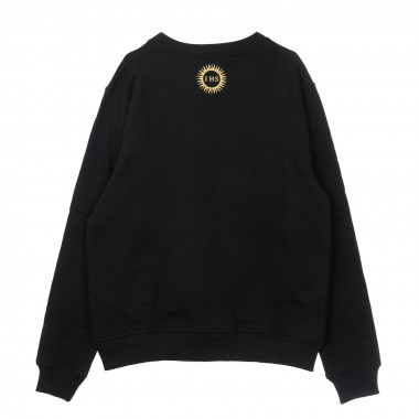 FELPA LEGGERA GIROCOLLO GOD GOLD SWEATSHIRT