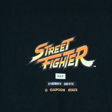MAGLIETTA MANICA LUNGA ENDING L/S TEE X STREET FIGHTER II