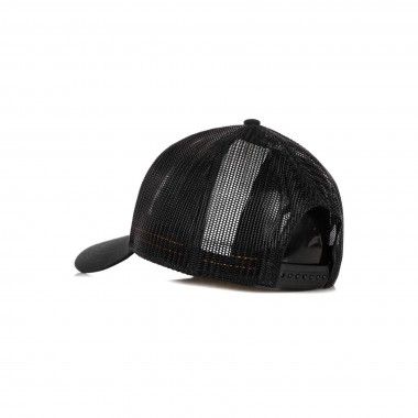 CAPPELLINO VISIERA CURVA DIAMOND PATCH TRUCKER CAP