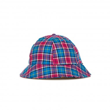 CAPPELLO DA PESCATORE MADRAS 6 PANEL BUCKET HAT