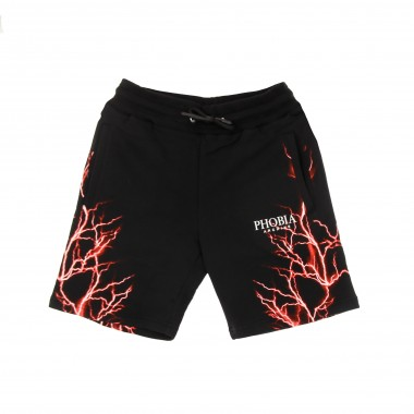 PANTALONE CORTO TUTA RED LIGHTNING SHORTS