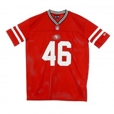 CASACCA FOOTBALL AMERICANO NFL LOGO OVERSIZED TEE SAF49E M