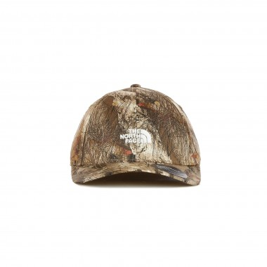 CAPPELLINO VISIERA CURVA 66 CLASSIC TECH BALL HAT
