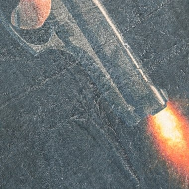 ASCIUGAMANO GUN BEACH TOWEL