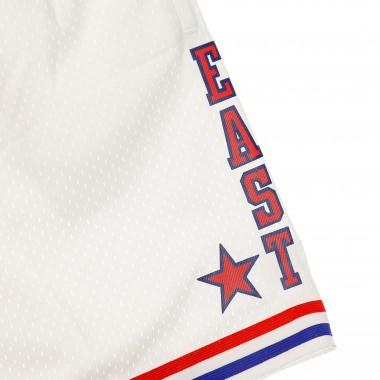 PANTALONCINO BASKET NBA SWINGMAN SHORT HARDWOOD CLASSICS 1985-86 N/A ALL STAR EAST S