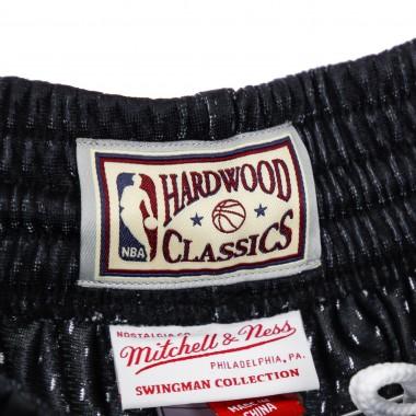 PANTALONCINO BASKET NBA SWINGMAN SHORT FLAMES HARDWOOD CLASSICS HOUROC S