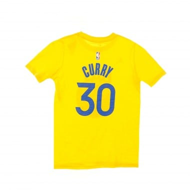 MAGLIETTA NBA NUMBER  NAME TEE JORDAN STATEMENT EDITION NO 30 STEPHEN CURRY GOLWAR 42.5