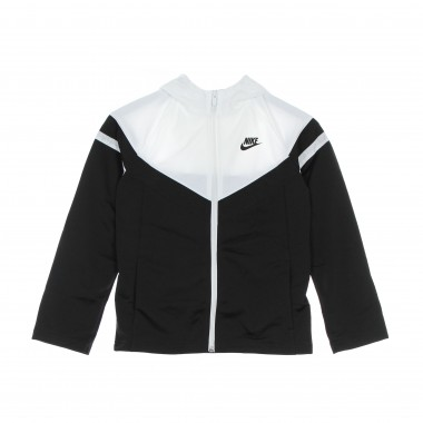 complete suit kid u sportswear poly woven overly tracksuit