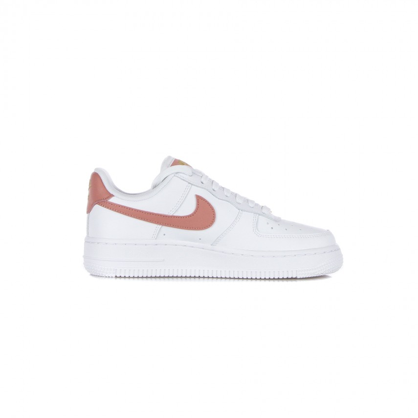 low sneaker lady wmns air force 1 '07 essential WHITE/RUST PINK/WHITE/RUST PINK
