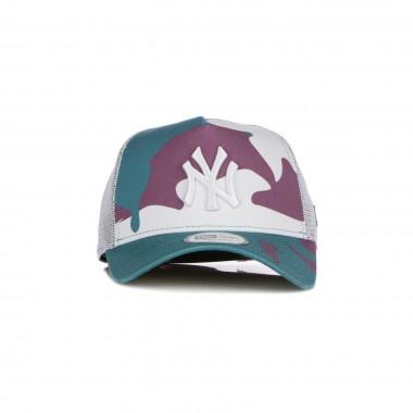curved visor cap man mlb camo pack trucker neyyan