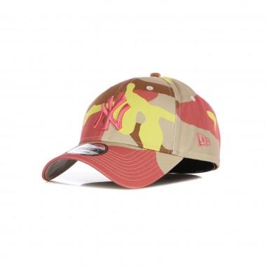 curved visor cap man mlb camo pack 940 neyyan