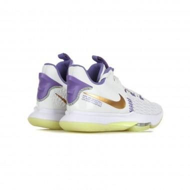 high sneaker man lebron witness v