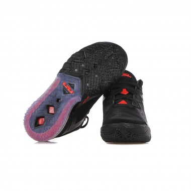 high sneaker man lebron xviii low