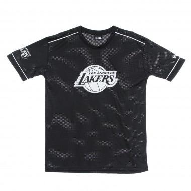 t-shirt man nba team logo oversized tee loslak