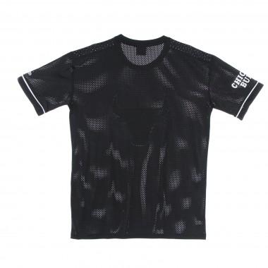 t-shirt man nba team logo oversized tee chibul