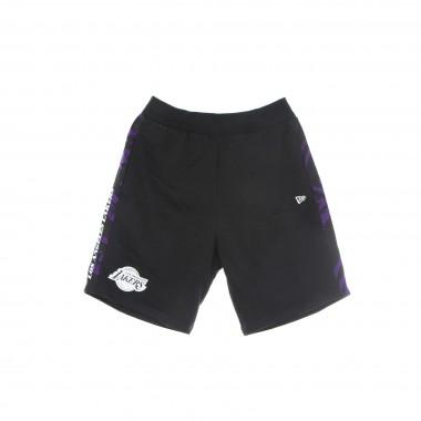 short pants man nba print panel short loslak