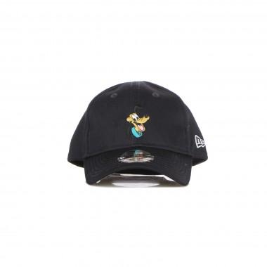 curved visor cap kid kids disney character 940 pluto