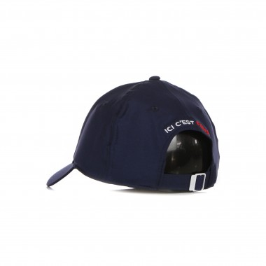 curved visor cap man paris saint-germain heritage 86 cap