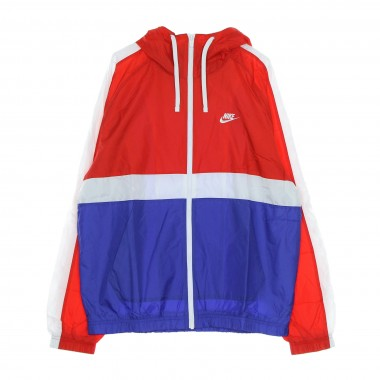 complete suit man sportswear track suit hooded woven