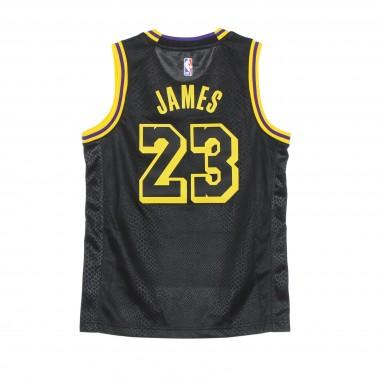 CANOTTA BASKET BAMBINO NBA SWINGMAN JERSEY CITY EDITION LEBRON JAMES LOSLAK