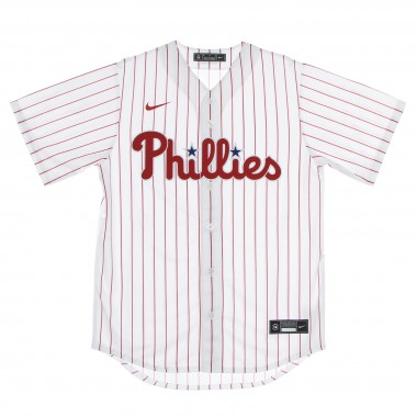CASACCA BASEBALL UOMO MLB OFFICIAL REPLICA  JERSEY PHIPHI HOME 40