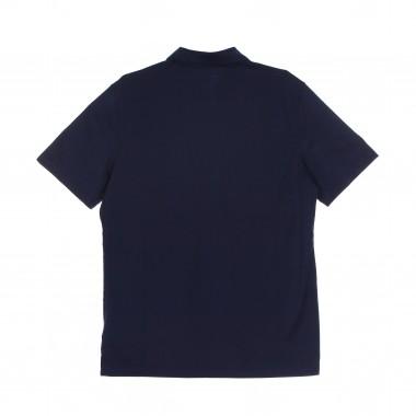 short-sleeve polo man mlb cap logo franchise polo bosred
