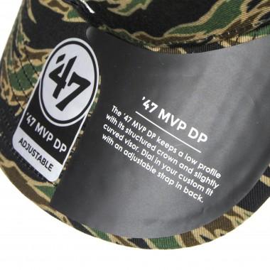 CAPPELLINO VISIERA CURVA UOMO MLB DROP ZONE MESH MVP DP LOSDOD adjustable