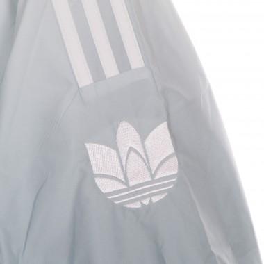 coat jacket man 3d trefoil 3 stripes ombre' track jacket