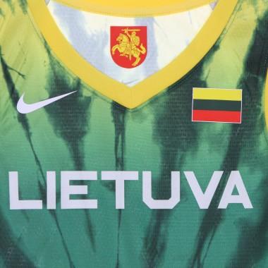 CANOTTA BASKET UOMO OLYMPICS NIKE JERSEY LIMITED LITHUANIA ROAD