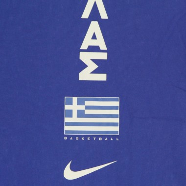 MAGLIETTA UOMO OLYMPICS NIKE DRI-FIT TEAM TEE GREECE 40.5