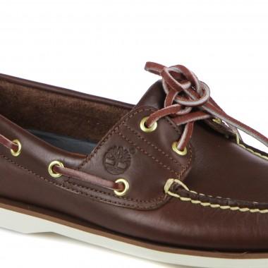 outdoor shoe man classic boat 2 eye