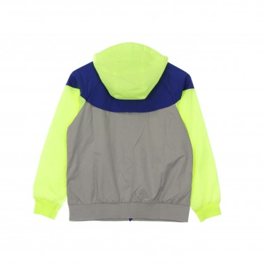 GIACCA A VENTO BAMBINO WINDRUNNER JACKET HOODED 38