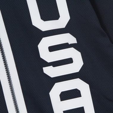 FELPA LEGGERA CAPPUCCIO ZIP UOMO OLYMPICS NIKE DF THERMA FLEX SHOWTIME HOODIE USA 43