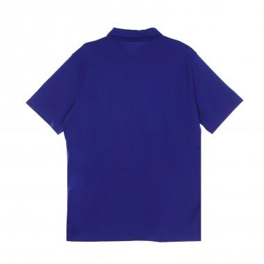 short-sleeve polo man mlb cap logo franchise polo losdod