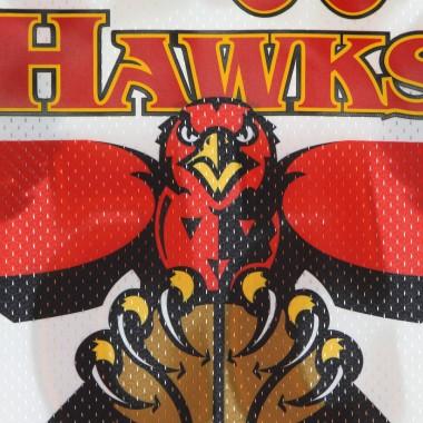 CANOTTA BASKET UOMO NBA SWINGMAN JERSEY HARDWOOD CLASSICS NO 55 DIKEMBE MUTOMBO 1996-97 ATLHAW