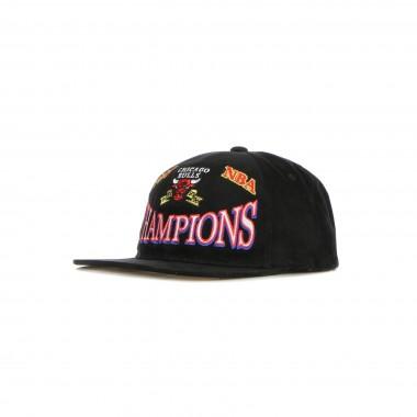 CAPPELLINO VISIERA PIATTA UOMO NBA CHAMPIONS DEADSTOCK SNAPBACK CHIBUL