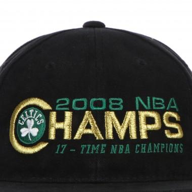 CAPPELLINO VISIERA PIATTA UOMO NBA CHAMPIONS DEADSTOCK SNAPBACK BOSCEL