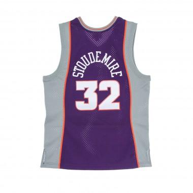 CANOTTA BASKET UOMO NBA SWINGMAN JERSEY HARDWOOD CLASSICS NO 32 AMARE STOUDEMIRE 2002-03 PHOSUN