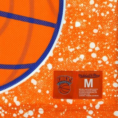 CANOTTA TIPO BASKET UOMO NBA JUMBOTRON SUBLIMATED MESH TANK HARDWOOD CLASSICS NEYKNI M