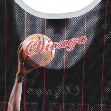 CANOTTA TIPO BASKET UOMO NBA BEHIND THE BACK TANK SCOTTIE PIPPEN HARDWOOD CLASSICS CHIBUL M