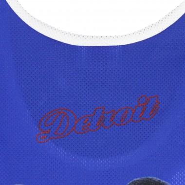 CANOTTA TIPO BASKET UOMO NBA BEHIND THE BACK TANK DENNIS RODMAN HARDWOOD CLASSICS DETPIS M