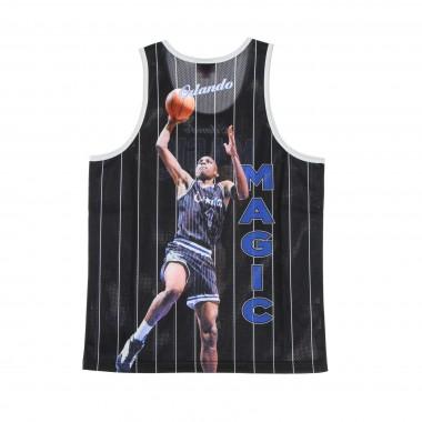 CANOTTA TIPO BASKET UOMO NBA BEHIND THE BACK TANK PENNY HARDAWAY HARDWOOD CLASSICS ORLMAG M